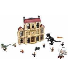 LEGO Jurassic World - Indoraptor-kaos på Lockwood Estate (75930)
