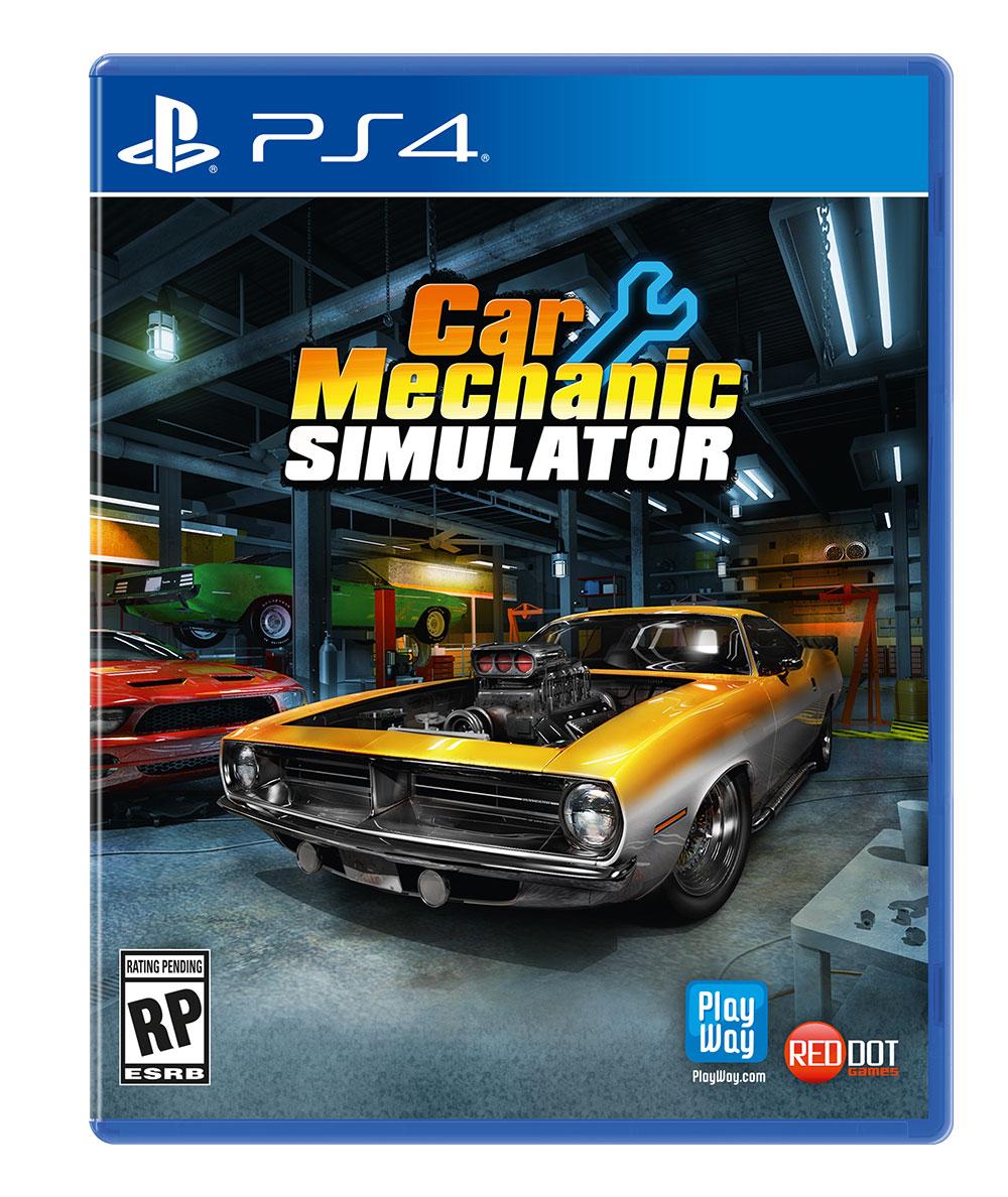 Car Mechanic Simulator >> Osta Car Mechanic Simulator