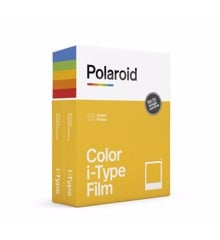 Polaroid Originals - Color i-Type Film For OneStep 2 (2-Pack)
