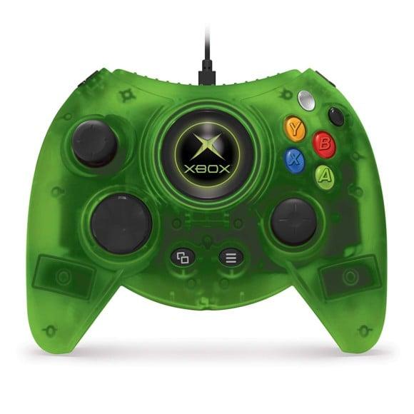 Hyperkin Duke Controller (Green) Xbox One Windows 10