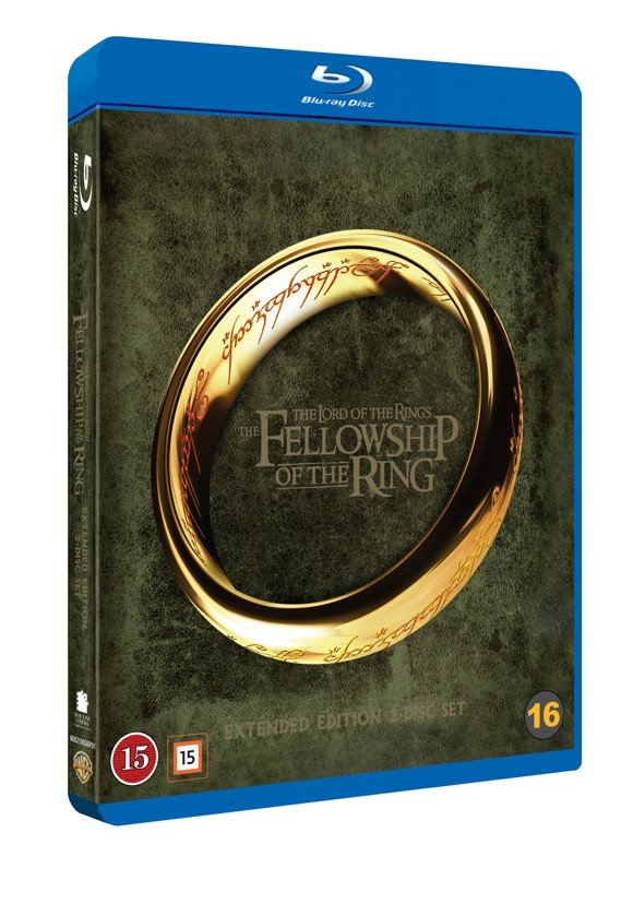 Lord Of The Rings 1 (The Fellowship Of The Ring) - Extended Cut