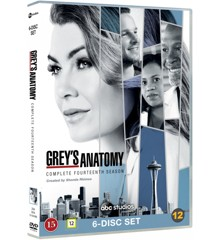 Greys anatomy sæson 14