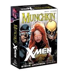 Munchkin X-Men Card Game