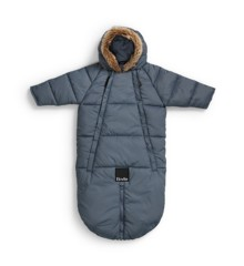 Elodie Details - Baby Overall Footmuff - Tender Blue 0-6m
