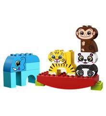 LEGO DUPLO - Mine første vippedyr (10884)