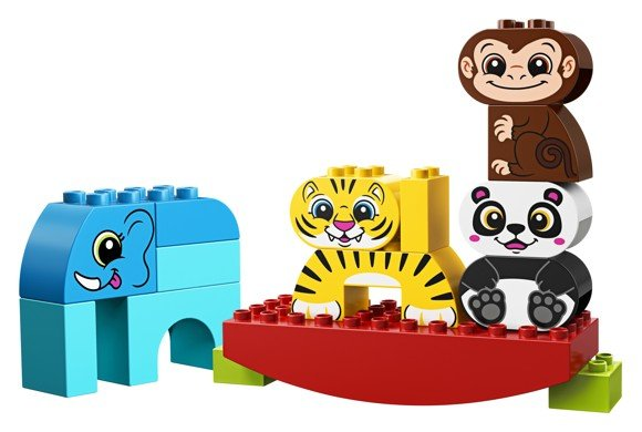 LEGO DUPLO - My First Balancing Animals (10884)