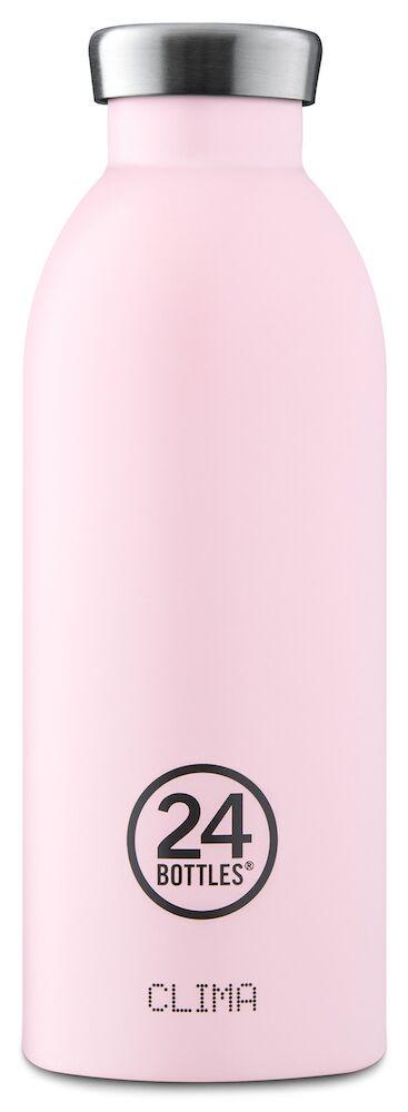 Bilde av 24 Bottles - Clima Bottle 0,5 L - Candy Pink (24b144)
