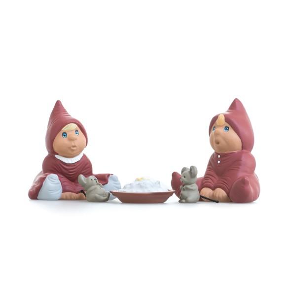 Klarborgnisser - Bette Knud & Bette Inger (93105)