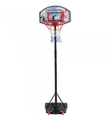 Hudora - Basketball All Star Stand Adjustable
