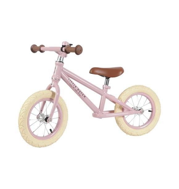 Little Dutch - Balance Bike, Pink (4540)