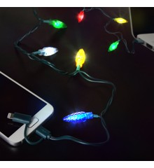 Christmas LED Light Charger (04367)