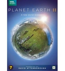Planet Earth II: A new world revealed - DVD