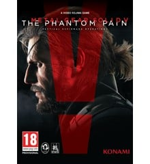Metal Gear Solid V (5): The Phantom Pain (Code via email)