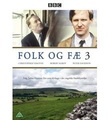 Folk & fæ - Sæson 3 - DVD
