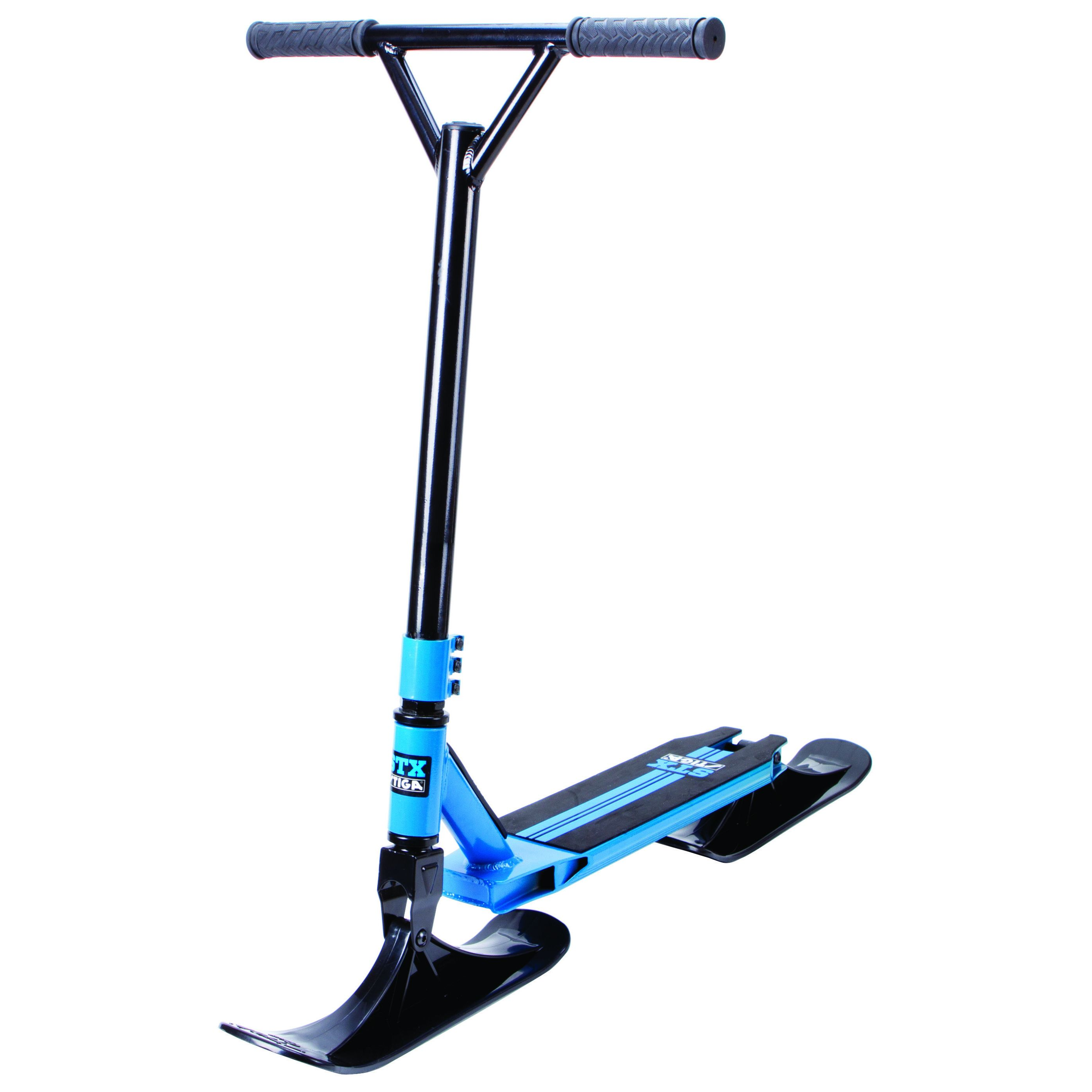 Stiga - Snow Kick STX Scooter - Black & Blue (75-1118-96)
