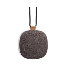 SACKit - WOOFit Go Transportabel Bluetooth Højtaler Sølv/Lavendel