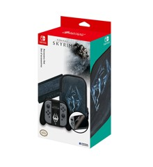 The Elder Scrolls V Skyrim Limited Edition Accessory Set for Nintendo Switch- Hori