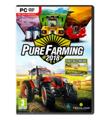 Pure Farming 2018 (Code via Email)
