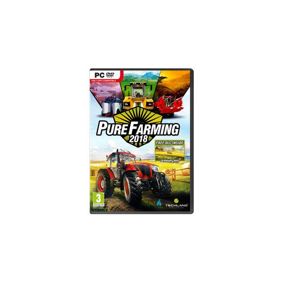Pure Farming 2018 (Code via Email)