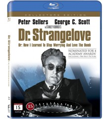 Dr. Strangelove - Collectors Edition Blu-Ray)