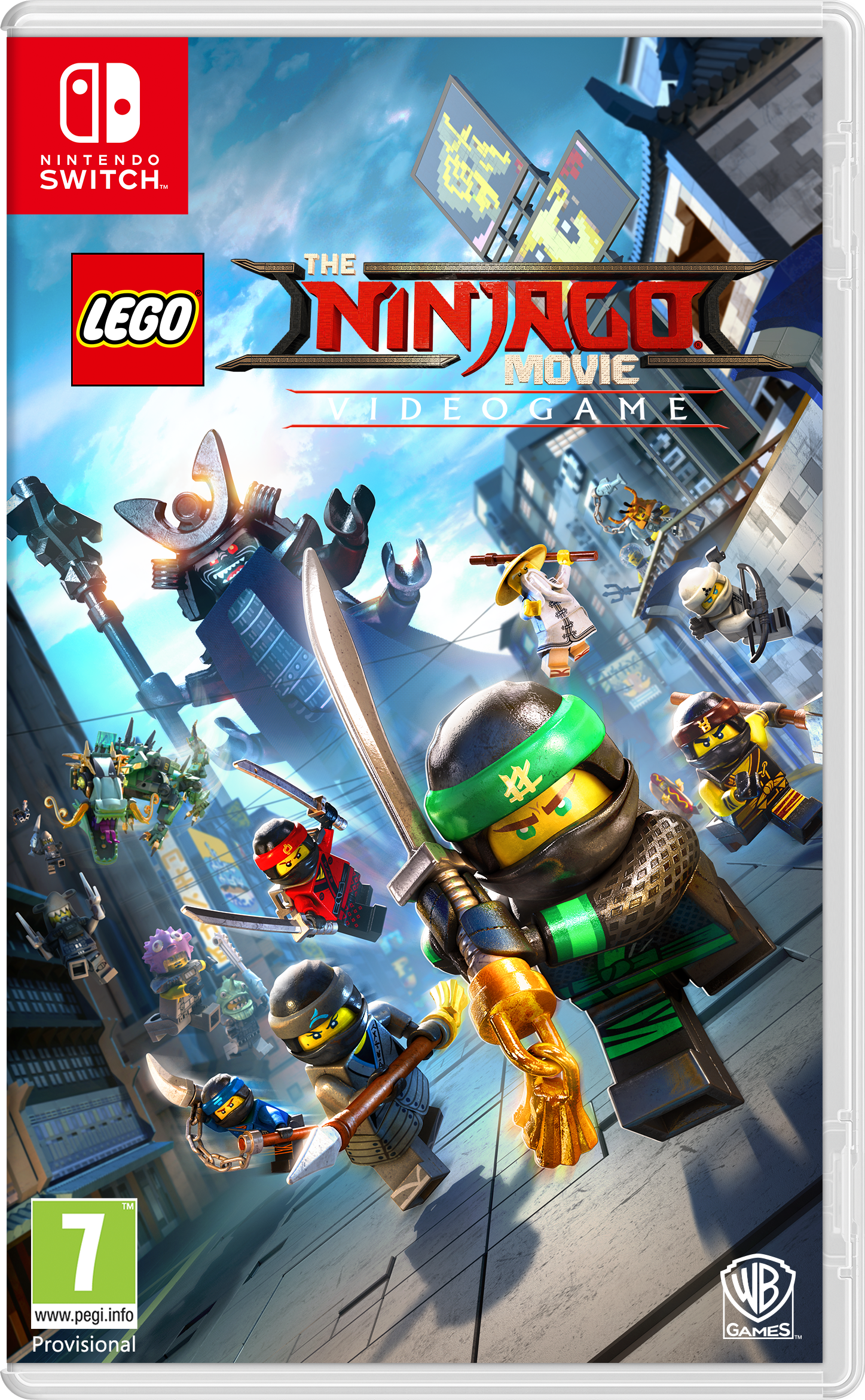 buy lego the ninjago movie videogame