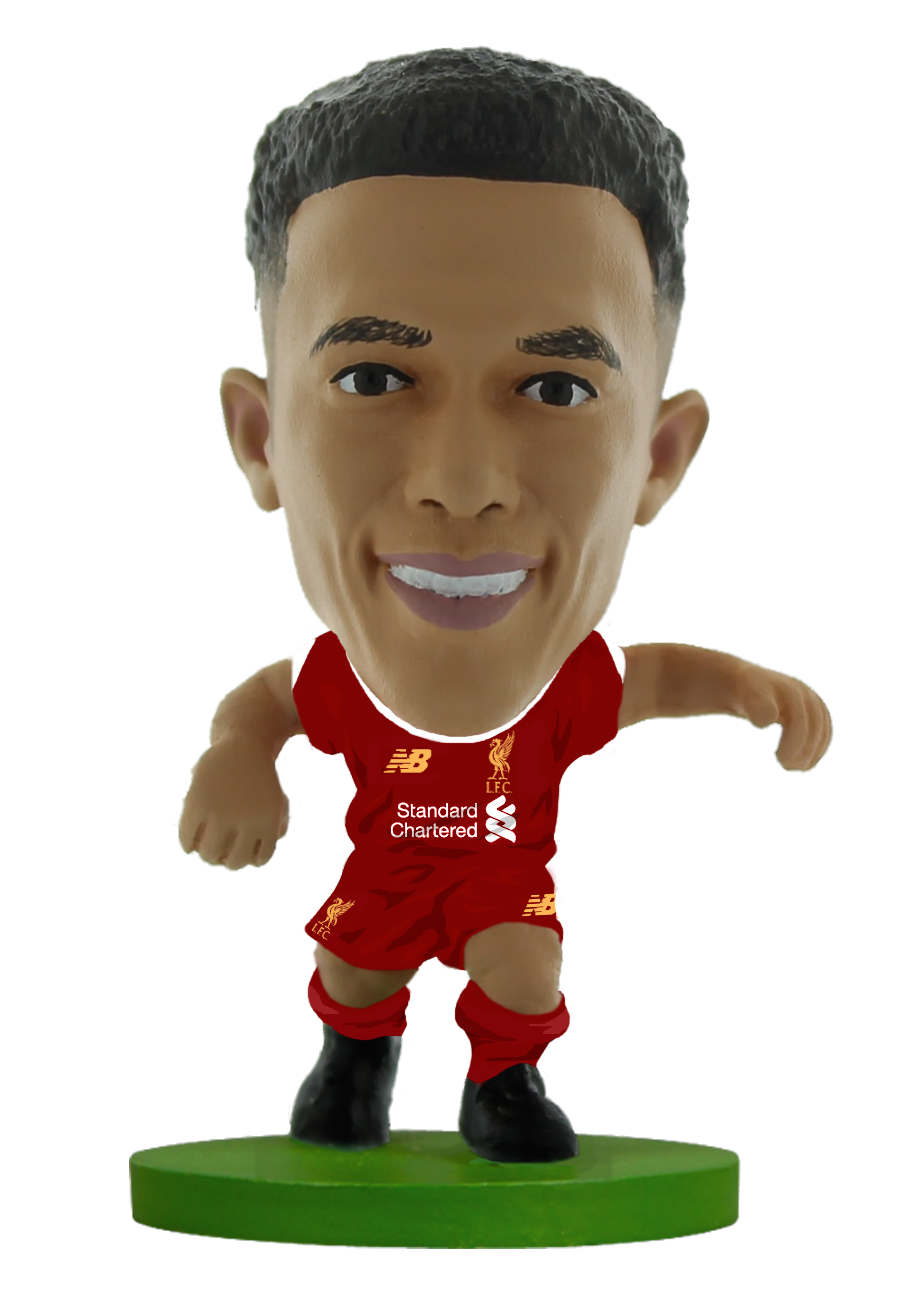 Soccerstarz - Liverpool Trent Alexander-Arnold - Home Kit (2020 version)