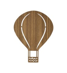 Ferm Living - Air Balloon Lamp - Smoked Oak (3229)
