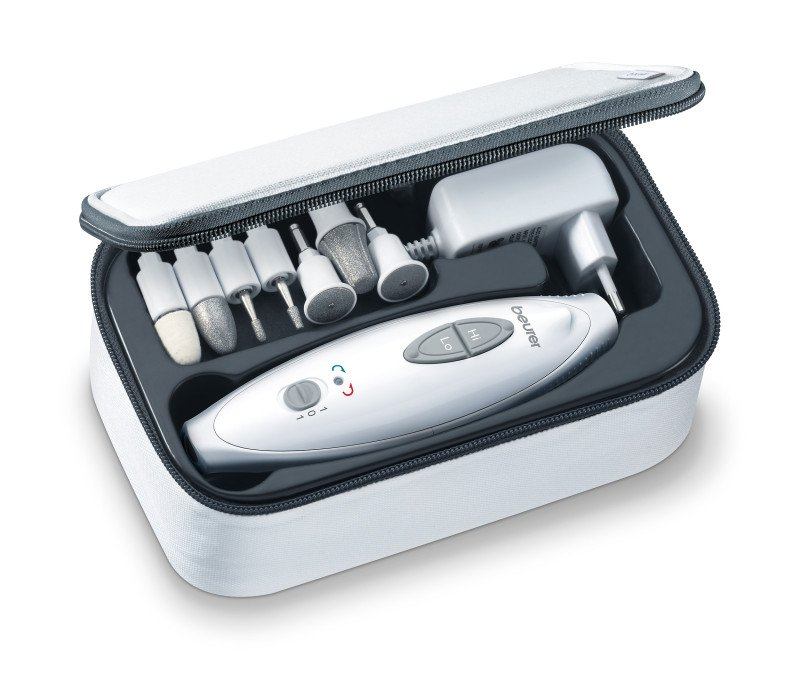 Beurer - MP 41 Manicure&Pedicure Set - 3 Years Warranty
