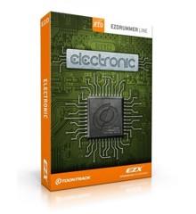 Toontrack - EZX Electronic - Udvidelses Pakke Til EZdrummer (DOWNLOAD)