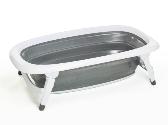 TRILLE - Bathtub Foldable - Dark Grey