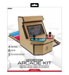 Nyko PixelQuest Arcade Kit Switch