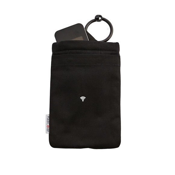 Radicover - Baby Monitor Bag - Large - Black (RAD002)