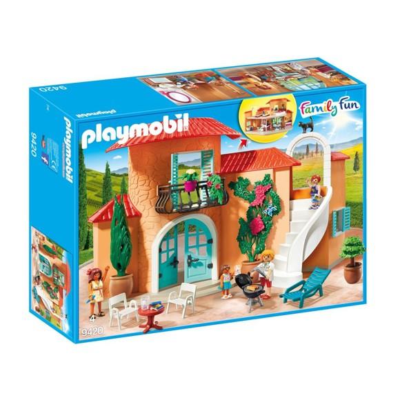 Playmobil - Summer villa (9420)