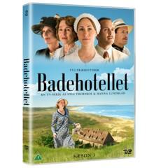 Badehotellet - sæson 3 - DVD