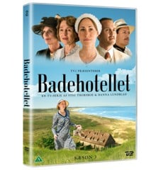 Badehotellet - season 3 - DVD