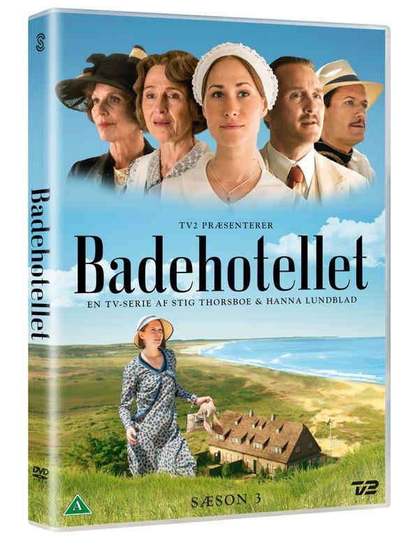 Badehotellet - season 3 - DVD