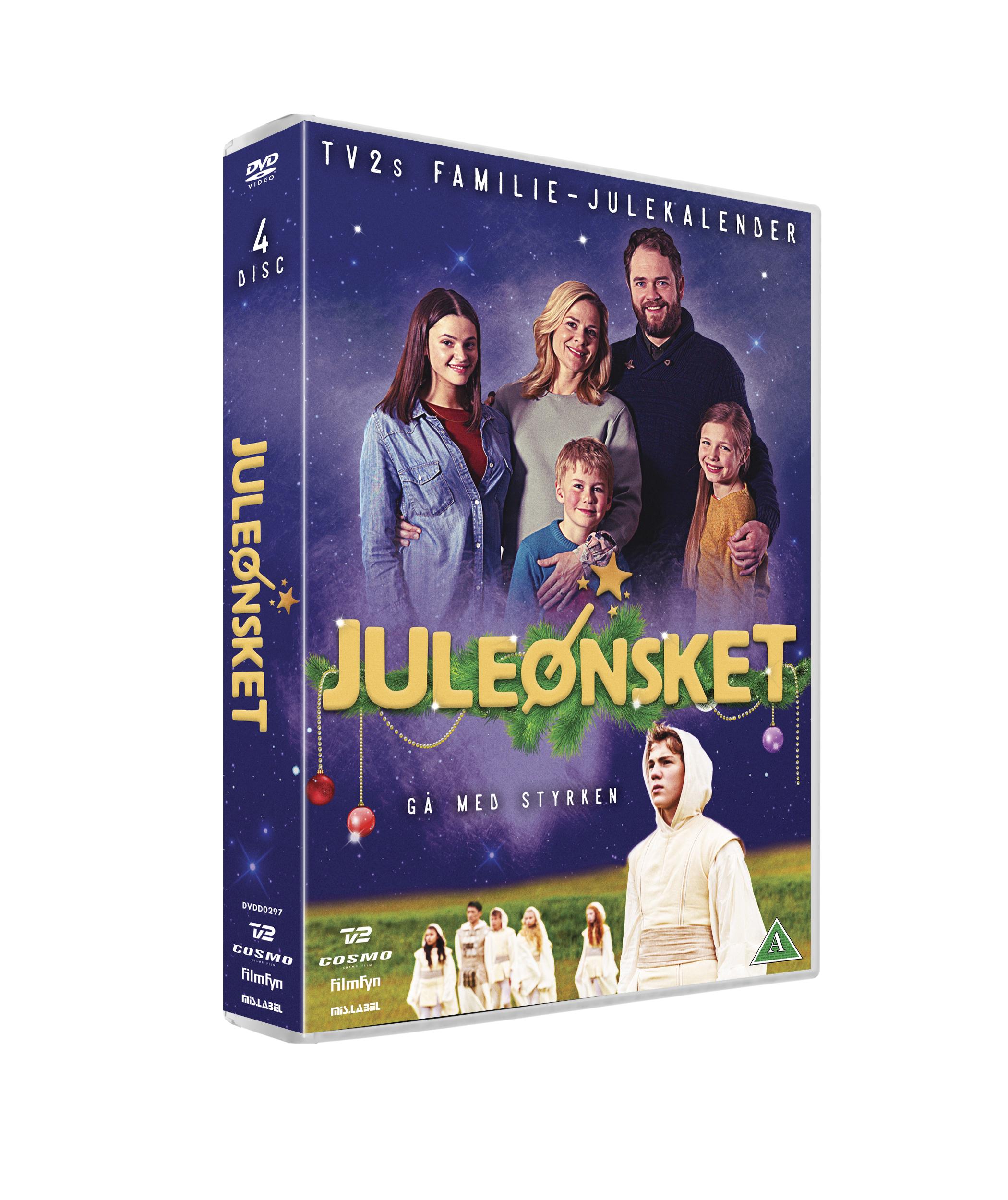 Picture of: Kob Juleonsket Dvd Inkl Fragt