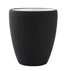 Zone - Soft Toothbrush Mug - Black (330528)