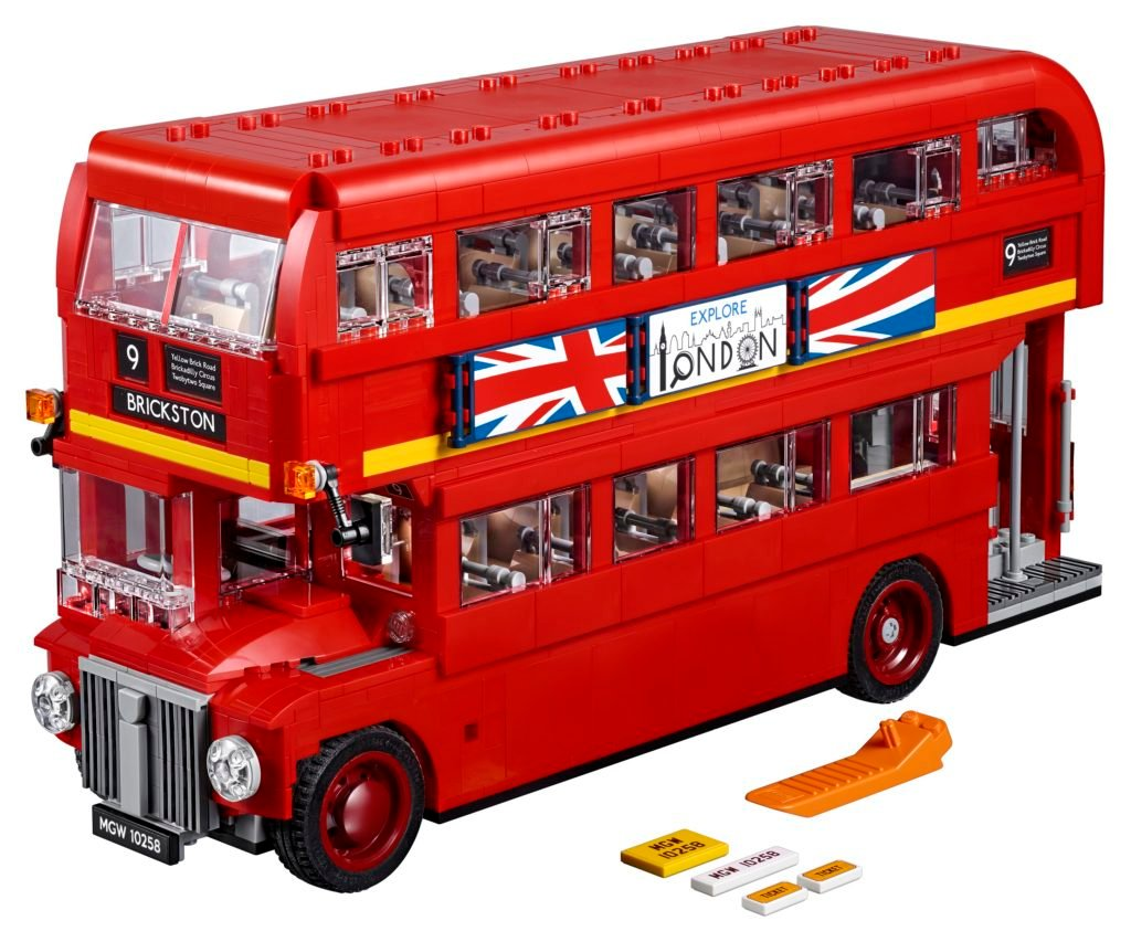 LEGO Creator - London Bus (10258)