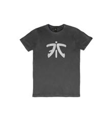Fnatic Ess Logo T-Shirt Anthracite XL