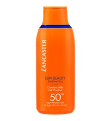 Lancaster - SUN BEAUTY velvet tanning fluid milk  SPF50  - 400 ml