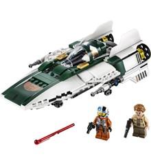 LEGO Star Wars - Modstandsbevægelsens A-wing-stjernejager (75248)