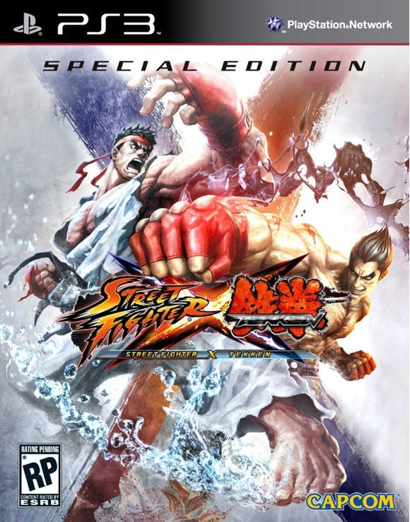Street Fighter X Tekken Special Edition (Import)