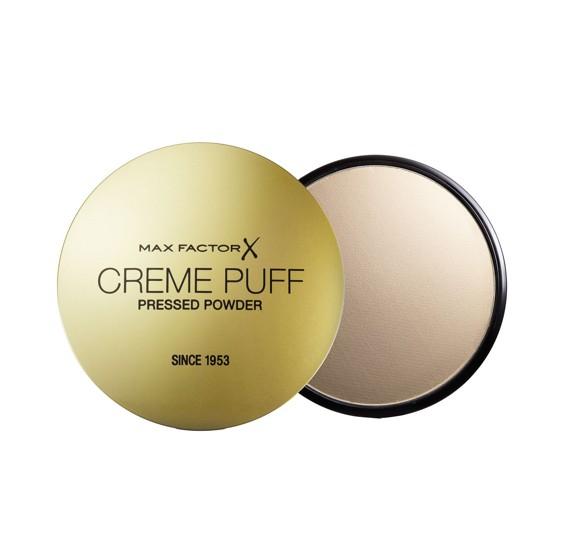 Max Factor Creme Puff - Golden