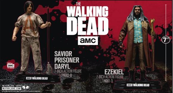Walking Dead Tv 2017 Ser1 Savior Prisoner Daryl Af Cs