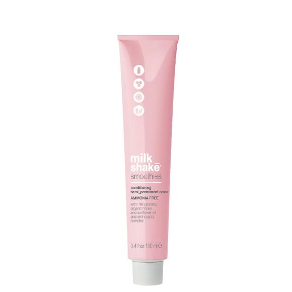 milk_shake - Smoothies Semi Permanent Colour 100 ml - 8.1 Ash Light Blond