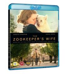 Zookeeper's Wife, The (Blu-Ray)