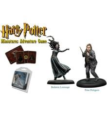 Harry Potter - Miniatures Adventure Brætspil - Bellatrix og Ormehale (HPMAG05)