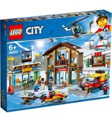LEGO City - Skisports Resort (60203)