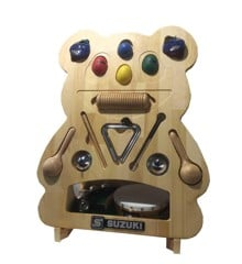 Suzuki - Rhythm Panda - Percussion Instrument Collection